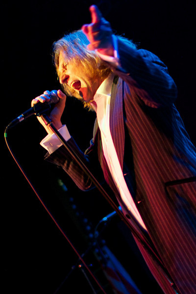 John Waite - Ramona Mainstage - March 27, 2011