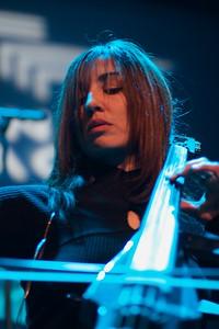 Into the Presence - Ramona Mainstage - January 7, 2010 Ana Lenchantin