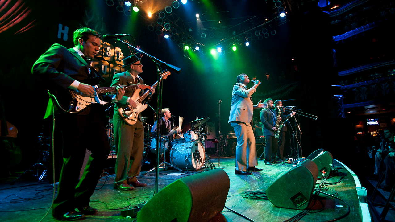 JC Brooks & the Uptown Sound - House of Blues, Chicago