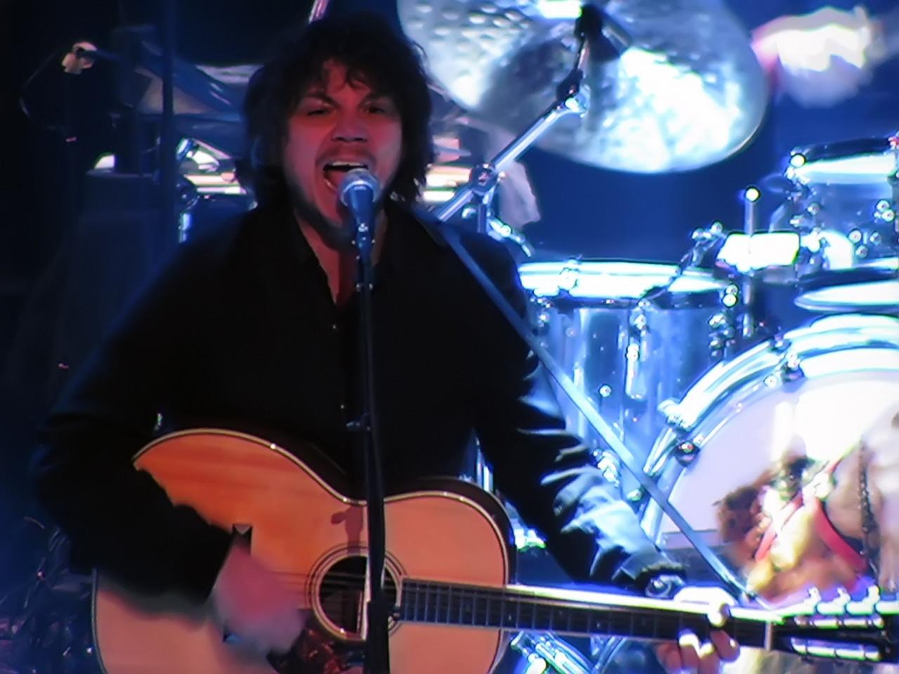Jeff Tweedy of Wilco - Las Vegas, NM 2009.