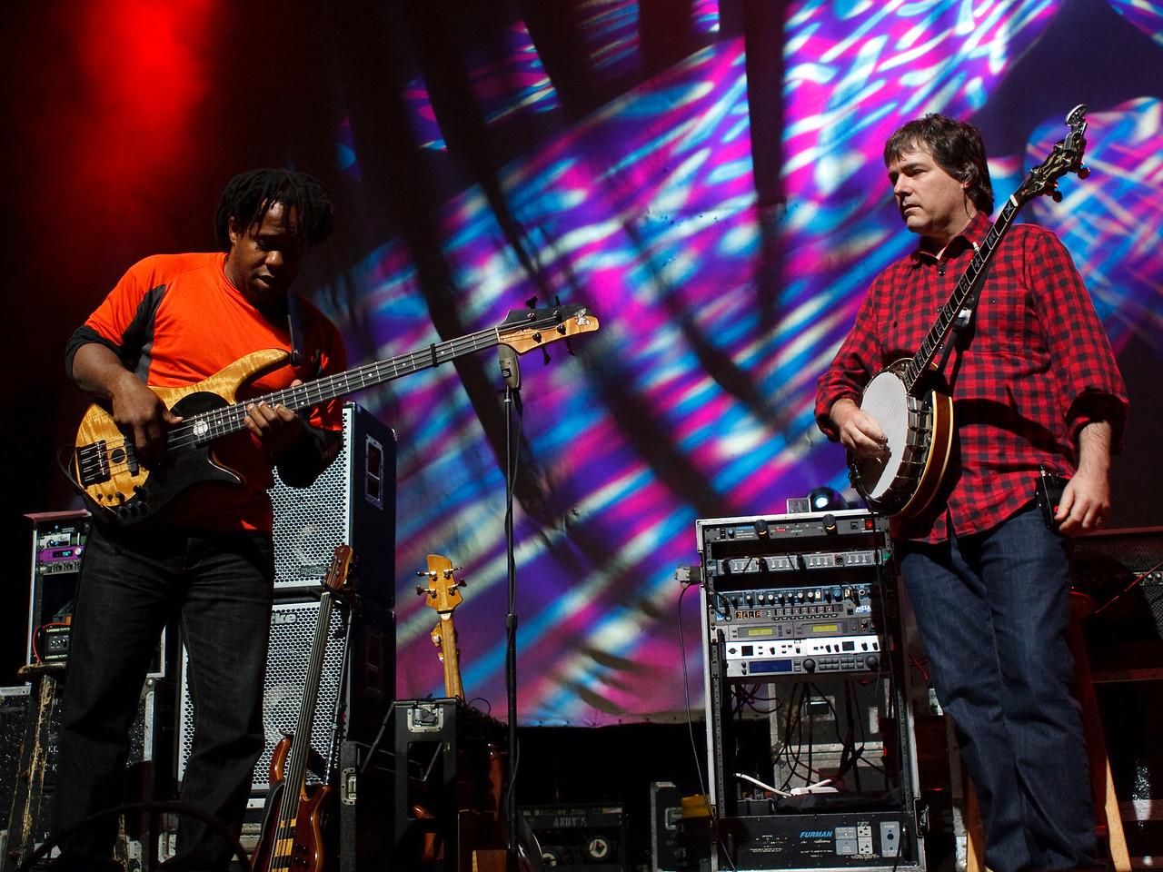 Victor Wooten & Béla Fleck - Chicago 2009