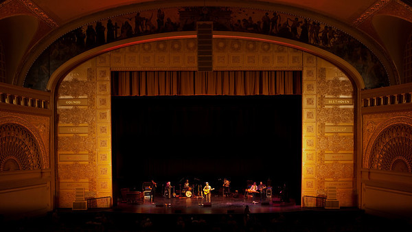 Giving Tree Band at the Chicago Bluegrass & Blues Festival - Auditorium Theater, Chicago, IL