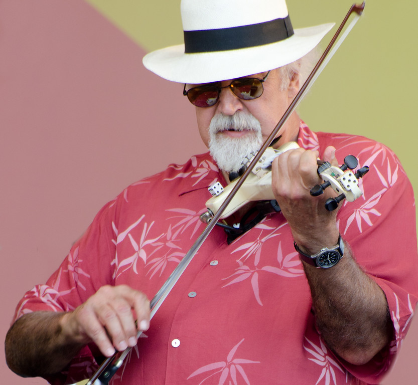 BeauSoleil's Michael Doucet