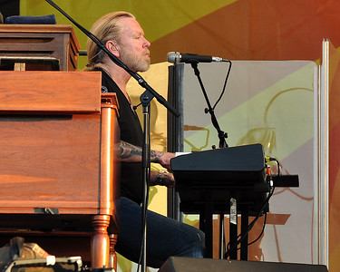 Day 3 - 5 Allman Brothers Band