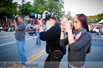 Paparazzi - it's not the camera, it's who's using it!