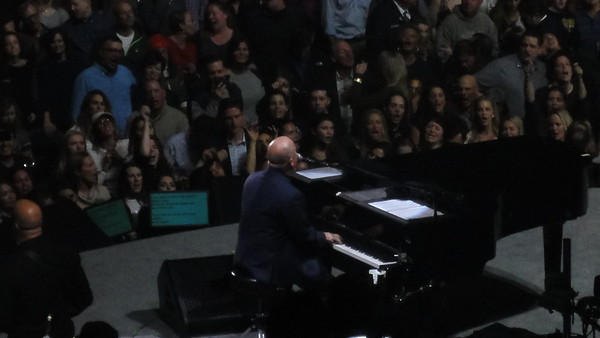 Billy Joel at MSG - January 11, 2017