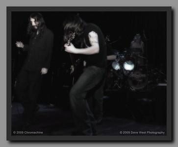 Chromachine @ the Opera House April 2, 2009 4