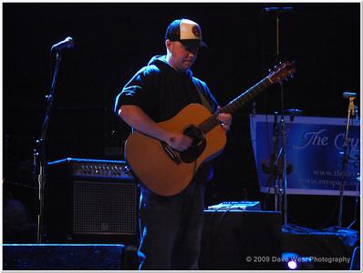 Rockin' Jay Shaw & Jay Robinson @ the Opera House 040209  020