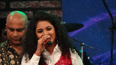 Anwesha, those who 'understand' music say that she is very talented :)