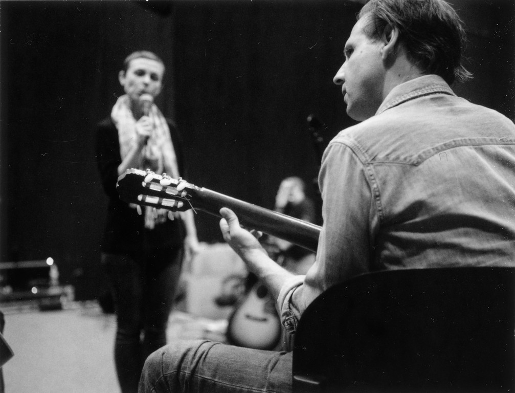 Mike Flanigin and Cat Edmonson