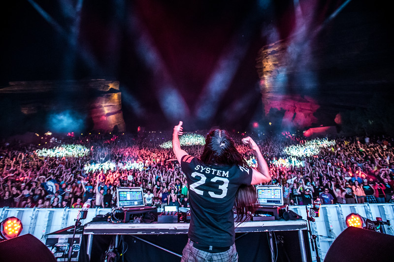 Bassnectar | Red Rocks Amphitheatre 2013