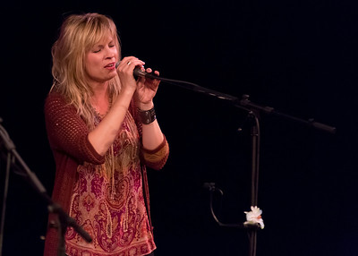 Karin Bergquist of Over the Rhine, April 28, 2012 Red Clay Theatre Duluth