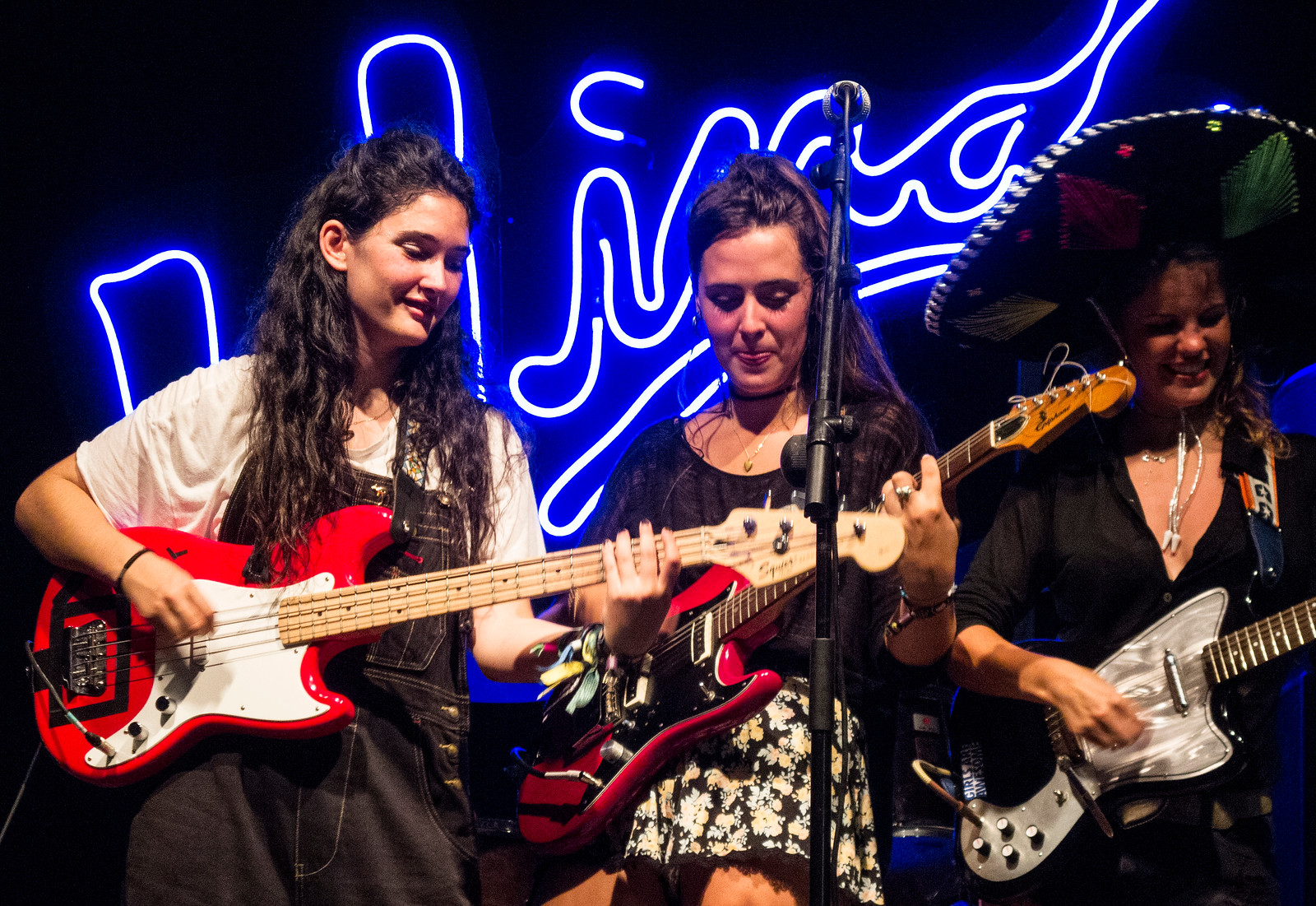 HINDS - Secret Concert FIB 2016