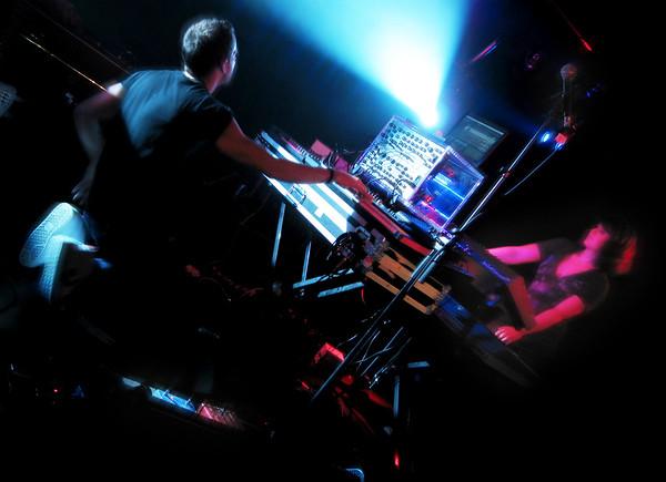 M83 - Muziekcentrum TRIX 2008 (Antwerpen)