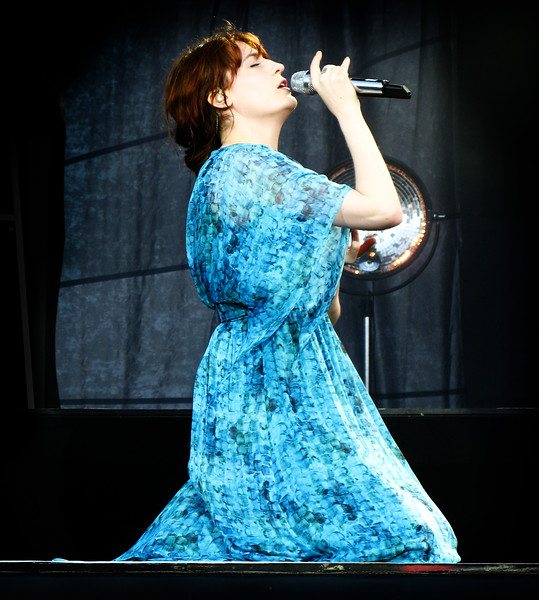 Florence + The Machine Main Square 2012
