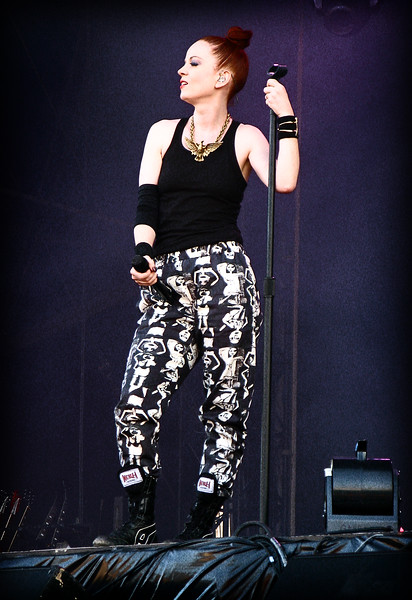 Garbage - Main Square 2012