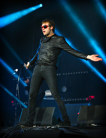 Kasabian - Main Square 2012