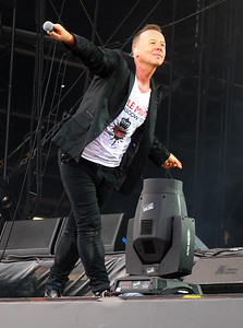 Simple Minds Main Square 2012