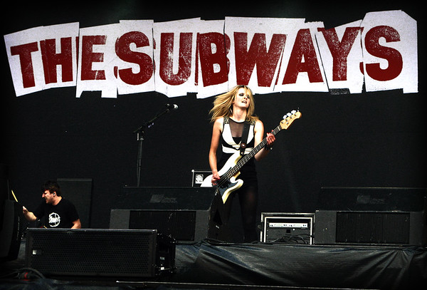 The Subways - Main Square 2012
