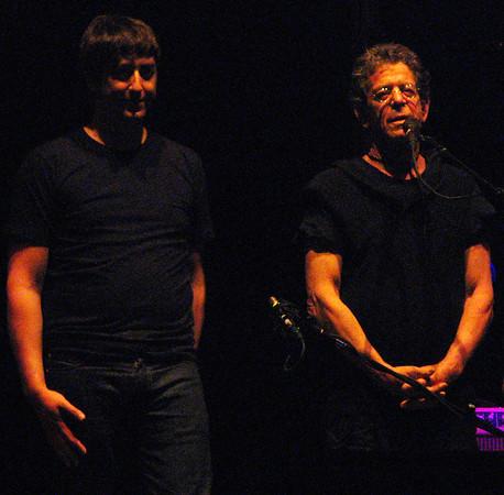 Lou Reed - Confluences 2012