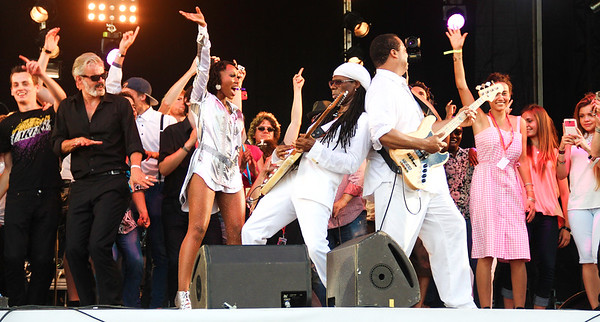 Nile Rodgers - Confluences 2014