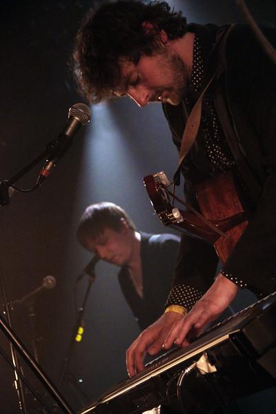 Ralfe Band - La Maroquinerie 2013