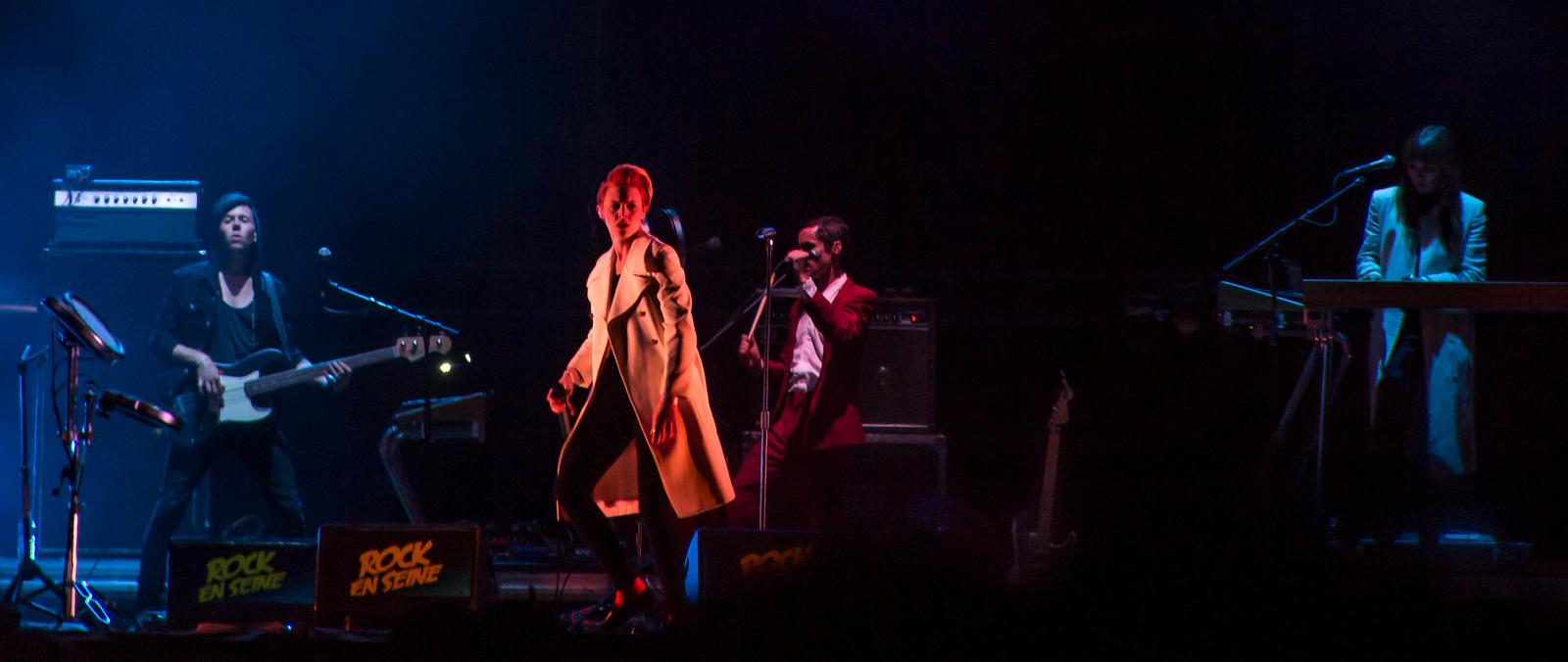 La Roux ::: Rock En Seine 2014