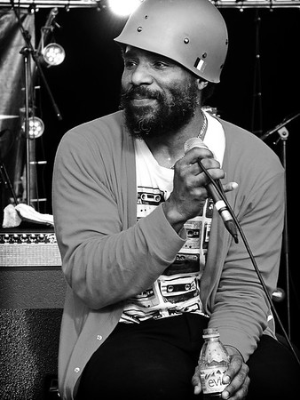 Cody ChesnuTT - We Love Green 2012