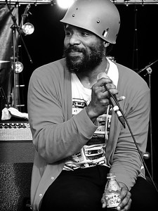 Cody ChesnuTT We Love Green 2012 16th September 2012
