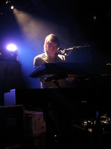 Wild Beasts - Cabaret Electric 2009