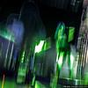 Some unintended camera blur Ultra Music Fest 2013