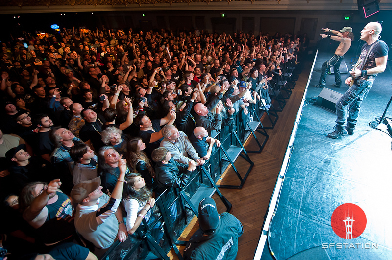 "Photo by Ezra Ekman <br /><br /> <b>See event details:</b> <a href=""http://www.sfstation.com/accept-w-sabaton-e1092781"">Accept and Sabaton</a>"