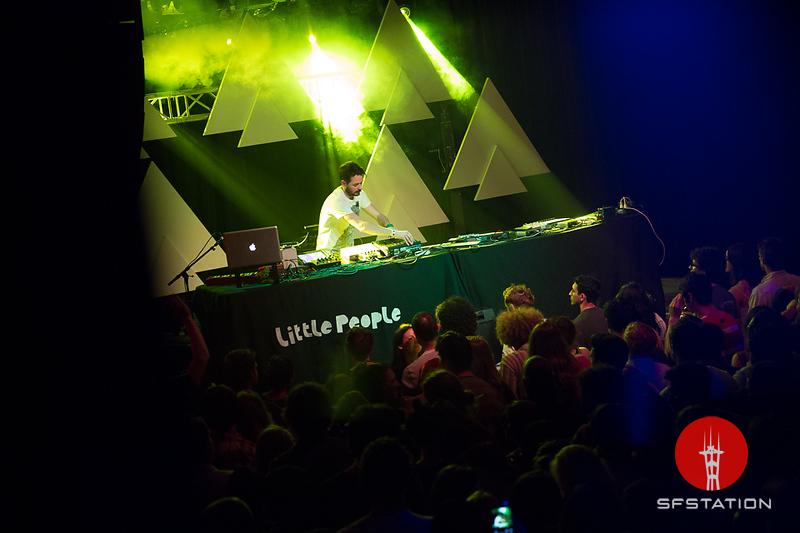 Little People @ Mezzanine 3.14.2013
