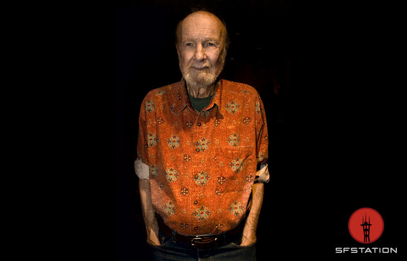 Pete Seeger Photo by Marc L. Gonzales