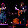 Sarah Lee Guthrie and Johnny Irion Photo by Marc L. Gonzales