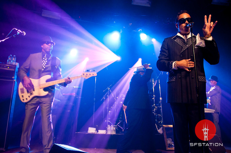 """Photo by Alex Akamine <br /><br /> <b>See event details:</b> <a href=""""http://www.sfstation.com/morris-day-and-the-time-on-11-11-11-e1406061"""">Morris Day and the Time on 11.11.11</a>"""