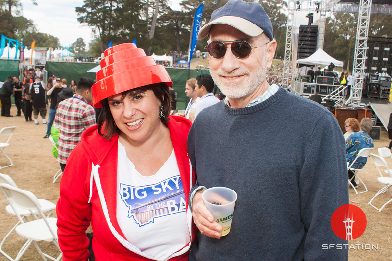 Photo by Mark Portillo<br /><br /> http://www.sfstation.com/guinness-oyster-and-music-festival-e1894992