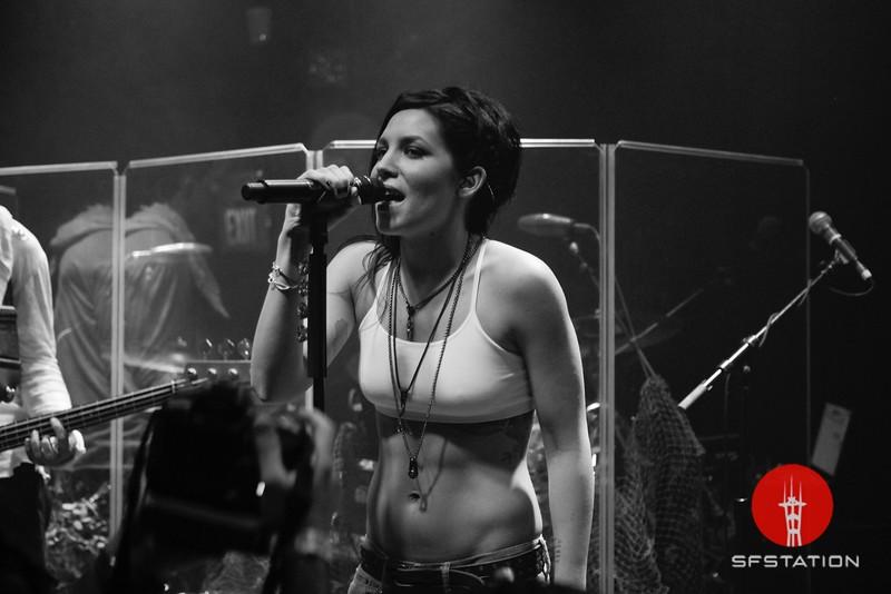 "Photo by Derek Macario<br /><br /><b>See event details:</b> <a href=""http://www.sfstation.com/skylar-grey-e1336022"">Popscene With Skylar Grey</a>"