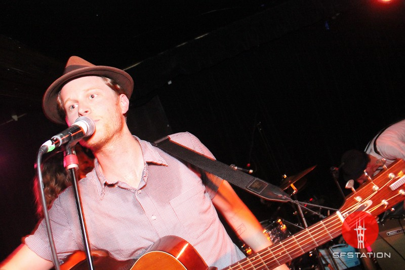 Photo by Mark Portillo<br /><br /><b>See event details:</b> http://www.sfstation.com/the-lumineers-e1503552