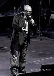 "Sam Moore (of ""Sam and Dave"") singing ""Blues Man"""