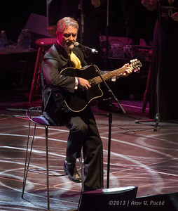 "Larry Gatlin sang ""A Good Year for the Roses"""