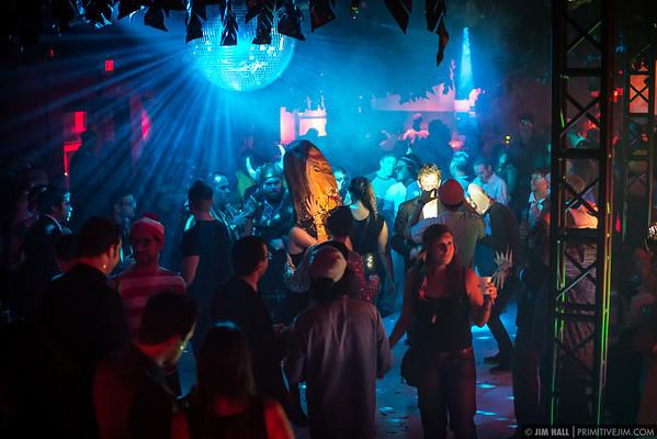 "Arcade Fire aka ""The Reflektors"" @ Mekka, Miami Oct 23 2013"