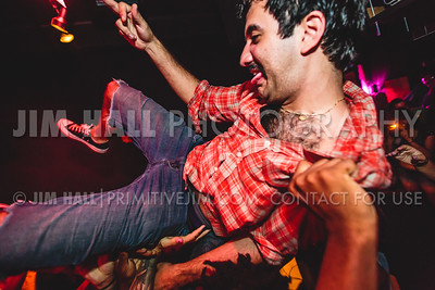 Anthony riding high during Landica at the Audio Junkie 3rd Annual Independence Day Bash, at Gramps, Wynwood Miami July 2014