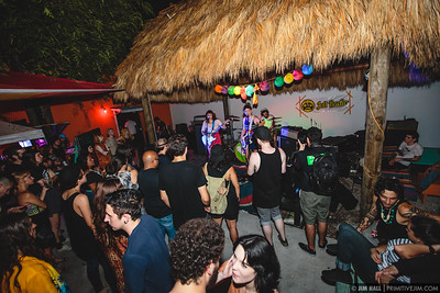 Haochi Waves at the Audio Junkie 3rd Annual Independence Day Bash, at Gramps, Wynwood Miami July 2014