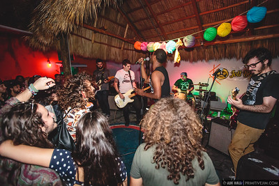 Sandratz at the Audio Junkie 3rd Annual Independence Day Bash, at Gramps, Wynwood Miami July 2014