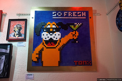Lego Art by Tony Licata http://www.facebook.com/TONX954