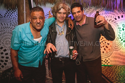 Nadeem Khan, Joshua Johnson and Bloodshot Bill at Gramps, Wynwood Miami, January 22nd, 2016