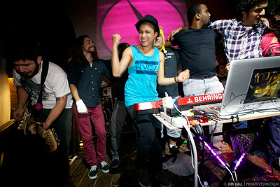 Caturday Saturday @ The Green Room with Radioboxer