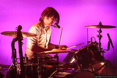 Cut Copy performing at Grand Central, Miami, June 18, 2014