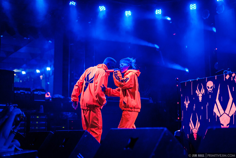 Die Antwoord, Culture Room, Fort Lauderdale, Florida, October 22, 2012